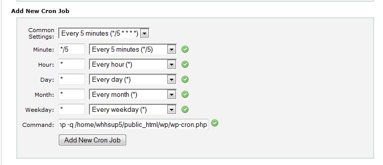 WordPress Task Management Through a Cron Job | Web Hosting Hub
