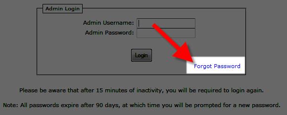 Change or Reset Your Zen Cart Password | Web Hosting Hub