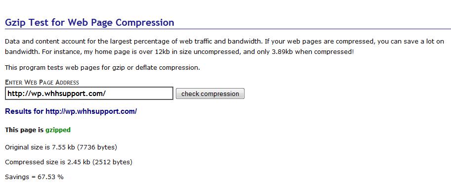 What Is gzip Compression (mod_deflate)? | Web Hosting Hub