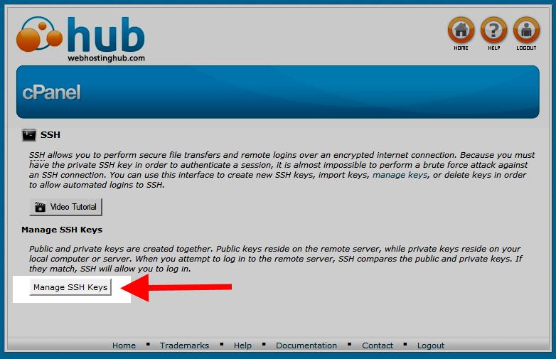 Logging into your server using SSH | Web Hosting Hub