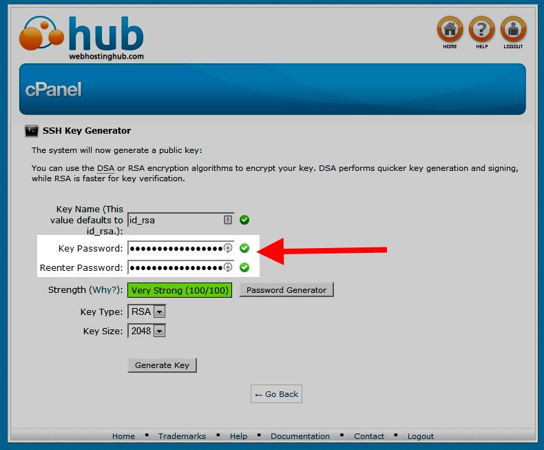 Logging into your server using SSH   Web Hosting Hub