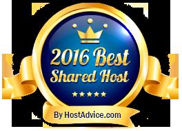 HostAdvice 2016