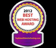 TopRatedWebsiteHosting.com 2012