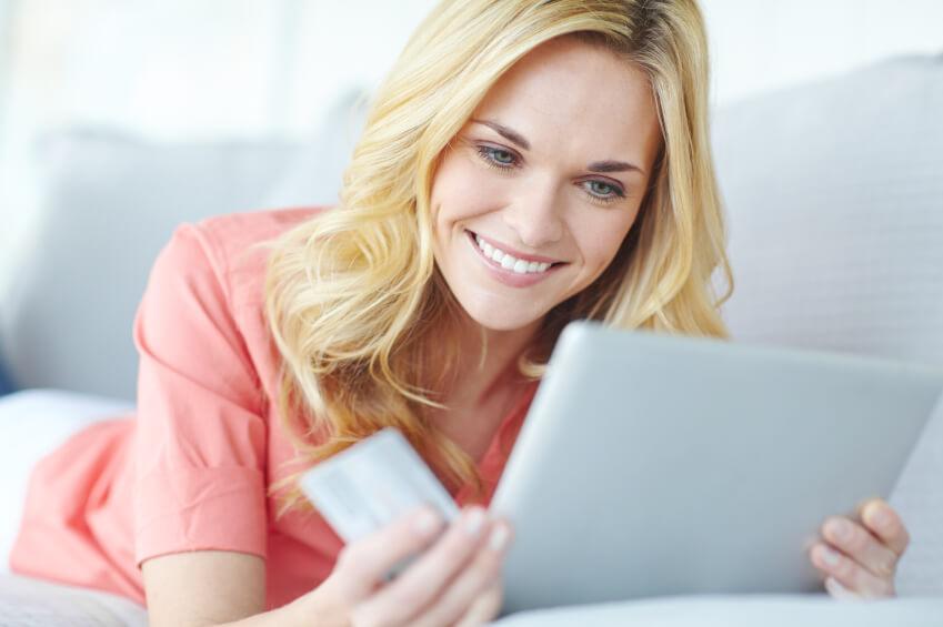 Credit Card Lady