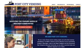 Port City Vending